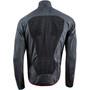 UYN Biking Activyon OW Melange Wind Jacket Men anthracite melange/indigo bunting/hibiscus