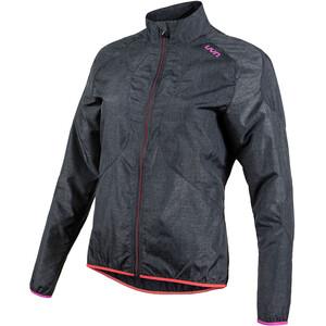 UYN Biking Activyon OW Melange Windjacke Damen anthracite melange/rose violet/hibiscus anthracite melange/rose violet/hibiscus