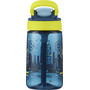 Contigo Gizmo Flip Flasche 420ml Kinder blau