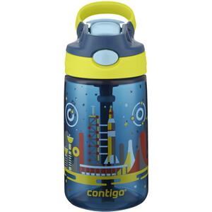 Contigo Gizmo Flip Bottle 420ml Kids, blauw blauw
