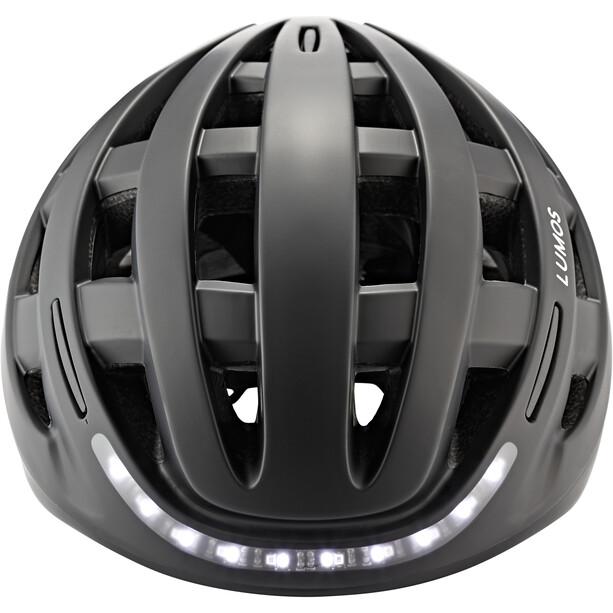 Lumos Kickstart Helm charcoal black