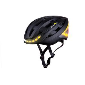 Lumos Kickstart Helm charcoal black charcoal black