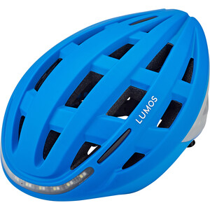 Lumos Kickstart Pyöräilykypärän, sininen sininen