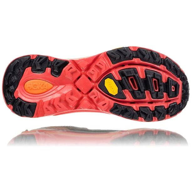 Hoka One One EVO Mafate 2 Schuhe Herren black/poppy