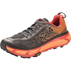 Hoka One One EVO Mafate 2 Shoes Men black/poppy black/poppy