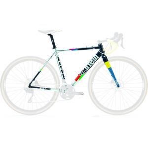 Cinelli Zydeco Ramset flerfärgad flerfärgad