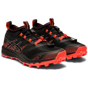 asics FujiTrabuco Pro Schuhe Damen black/black black/black