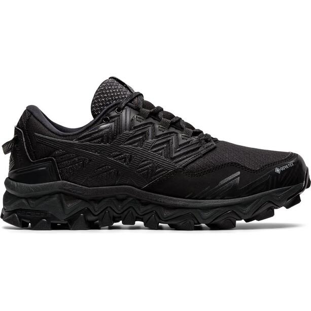 asics Gel-FujiTrabuco 8 G-TX Schuhe Damen black/black