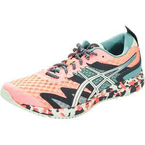 asics Gel-Noosa Tri 12 Shoes Women, sun coral/bio mint sun coral/bio mint