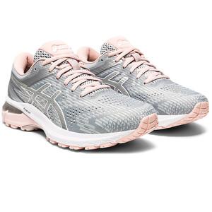 asics GT-2000 8 Schuhe Damen sheet rock/pure silver sheet rock/pure silver