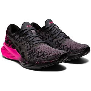 asics Dynablast Schuhe Damen black/pink glo black/pink glo