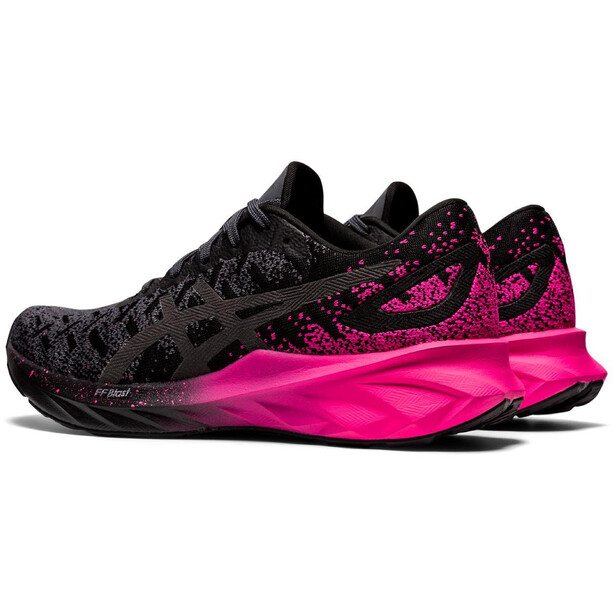 asics Dynablast Schuhe Damen black/pink glo