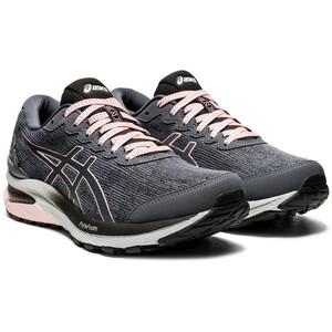 asics Gel-Cumulus 22 G-TX Schuhe Damen carrier grey/ginger peach carrier grey/ginger peach