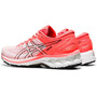 asics Gel-Kayano 27 Tokyo Shoes Women, punainen/valkoinen