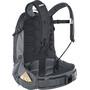 EVOC Trail Pro 26 Protektor Rucksack black/carbon grey