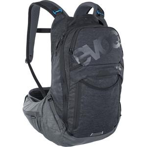 EVOC Trail Pro 16 Protector バックパック ブラック/カーボン グレー ※当店通常価格 \22900(税込)