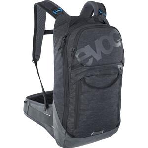 EVOC Trail Pro 10 Protector バックパック ブラック/カーボン グレー ※当店通常価格 \20900(税込)