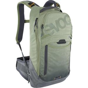 EVOC Trail Pro 10 Protector バックパック ライトオリーブ/カーボン グレー ※当店通常価格 \20900(税込)