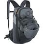 EVOC Ride 12 Rucksack 12l + 2l Trinkblase carbon grey/black