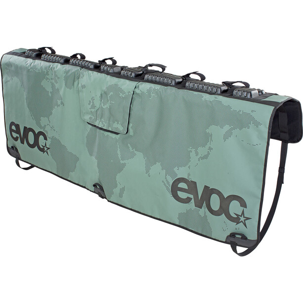 EVOC Tailgate Pad XL olive