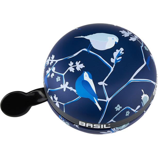Basil Wanderlust Fahrradklingel Ø80mm indigo blue