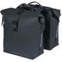 Basil SoHo Double Pannier Bag Nordlicht 41l svart