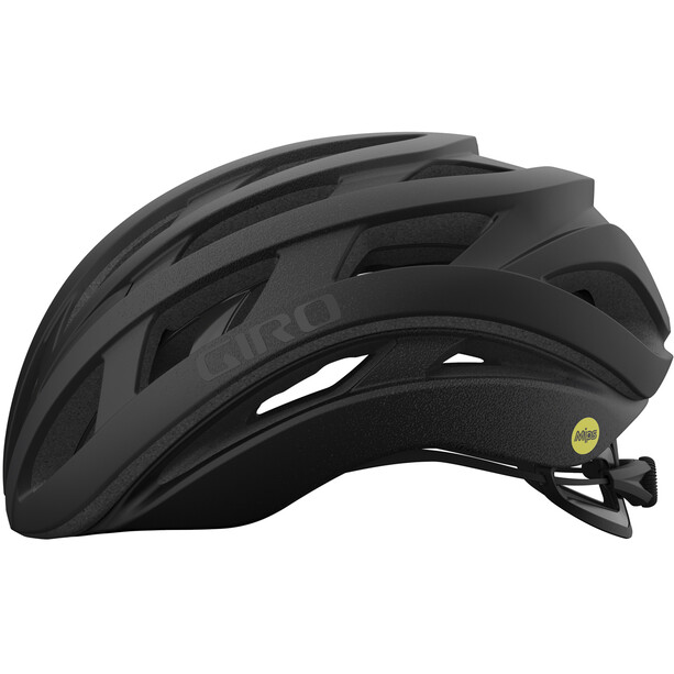 Giro Helios Spherical Helmet, noir