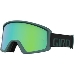 Giro Blok MTB beskyttelsesbriller, grøn/sort grøn/sort