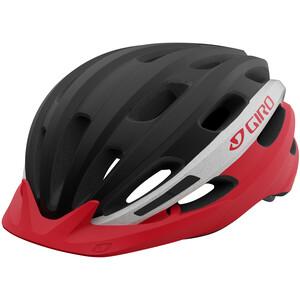 Giro Register Cykelhjelm, sort/rød sort/rød