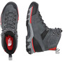 The North Face Crestvale FutureLight Shoes Men zinc grey/TNF black