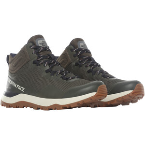The North Face Activist Mid Futurelight Shoes Women new taupe green/aviator navy new taupe green/aviator navy