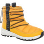 The North Face ThermoBall Lace Up Shoes Women summit gold/TNF black