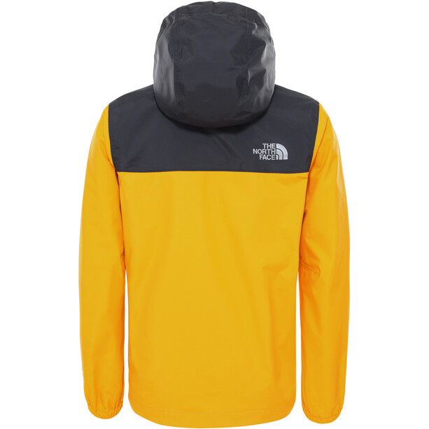 The North Face Resolve Reflective Jacket Boys summit gold