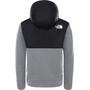 The North Face Surgent P/O Block Hoodie Boys TNF medium grey heather