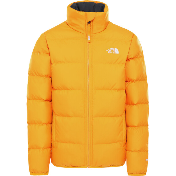 The North Face Reversible Andes Jacket Kids summit gold