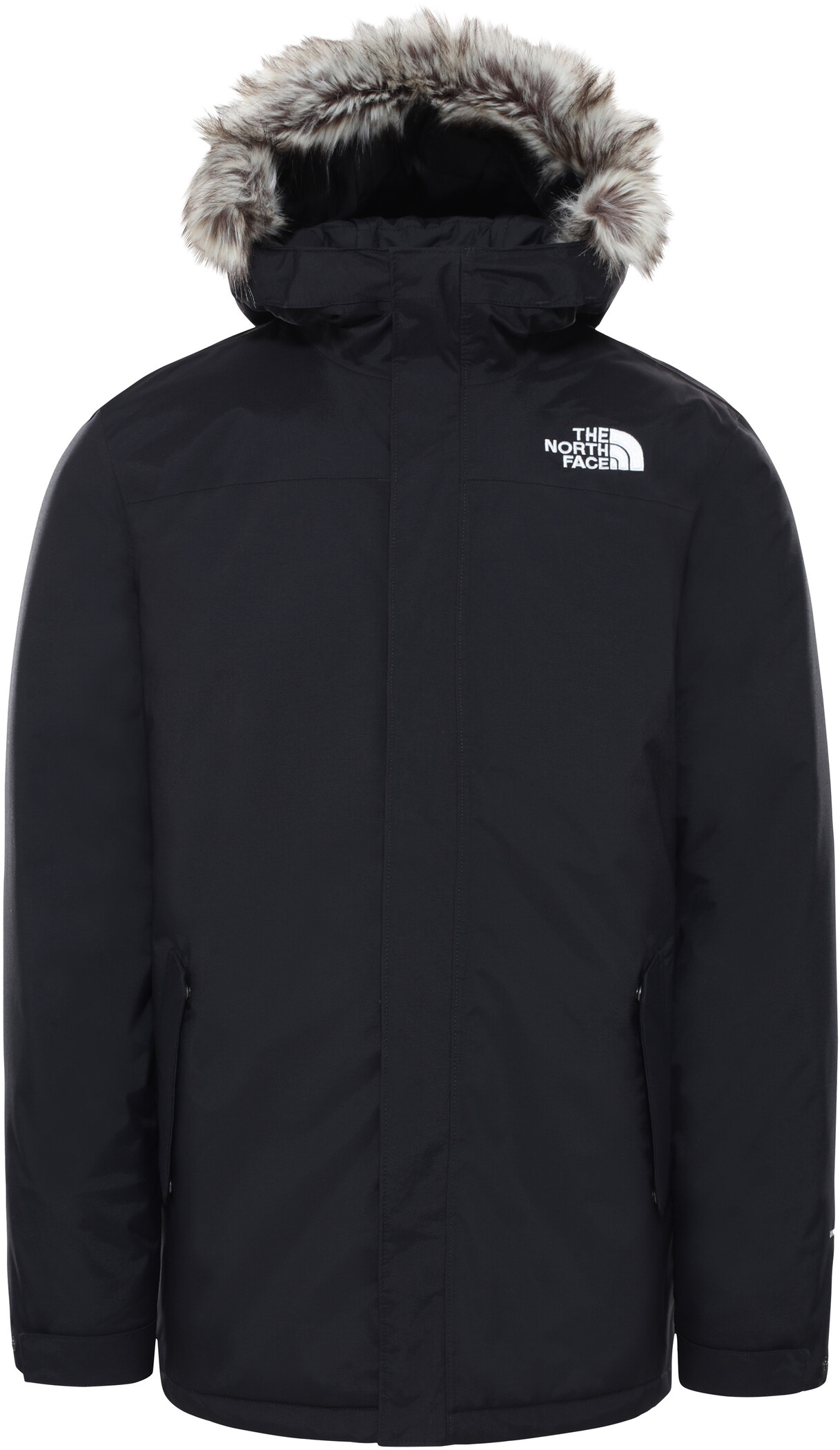 The North Face Recycled Zaneck Jacket Men TNF black