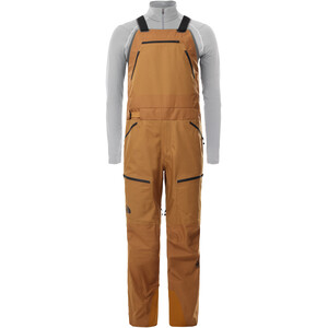 The North Face Brigandine FutureLight Bib Pants Men timber tan timber tan