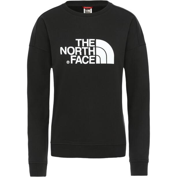 The North Face Drew Peak Crew Pullover Women TNF black