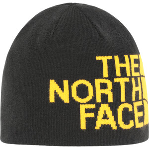 The North Face Reversible TNF Banner Beanie TNF black/summit gold TNF black/summit gold