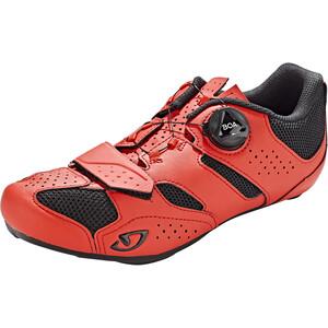 Giro Savix II Schuhe Herren rot/schwarz rot/schwarz