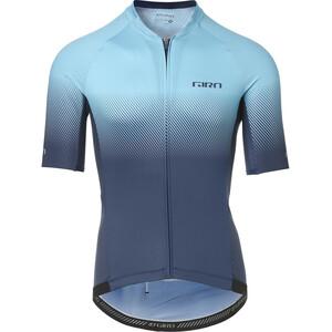 Giro Chrono Pro Jersey Men, blauw/turquoise blauw/turquoise
