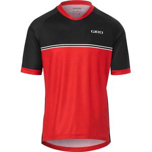 Giro Roust Maillot Hombre, rojo/negro rojo/negro