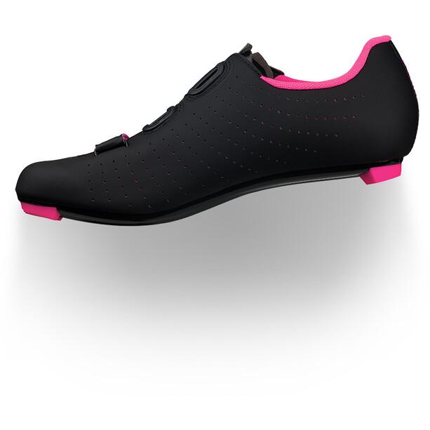 Fizik Tempo R5 Overcurve Chaussures de cyclisme, black/pink
