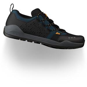 Fizik Terra EL X2 MTB Schoenen Heren, zwart/blauw zwart/blauw