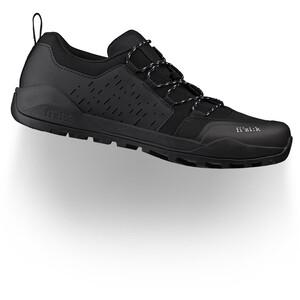 Fizik Terra Ergolace X2 E-MTB Schuhe Flat schwarz schwarz