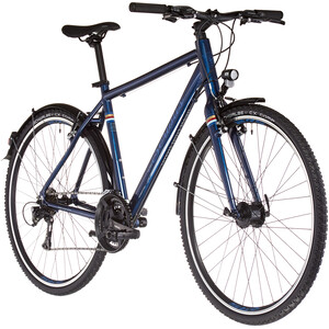 Serious Cedar S Hybrid blå blå