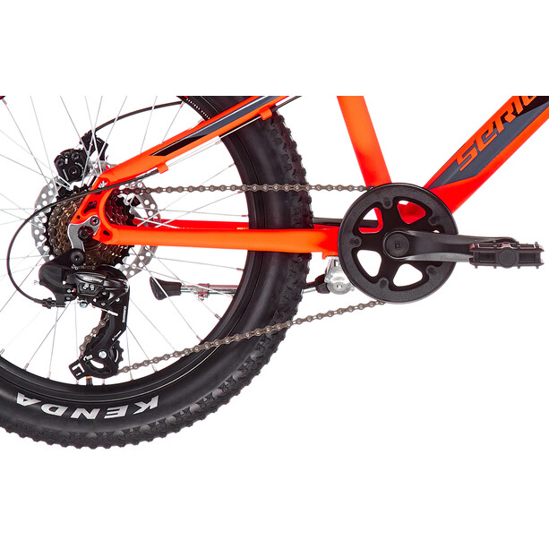 """Serious Trailkid 20"""" Kinder rot"""