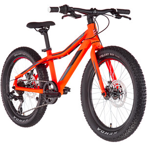 """Serious Trailkid 20"""" Kinder rot rot"""