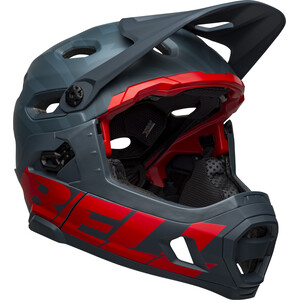 Bell Super DH MIPS Kask rowerowy, szary szary