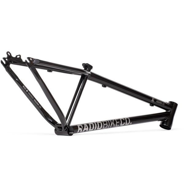 """Radio Bikes ASURA TAPERED 26"""" Rahmen schwarz"""